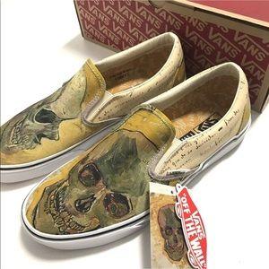 4c6d799dc2c Vans Shoes - Vans x Vincent Van Gogh Museum Classic Slip-Ons